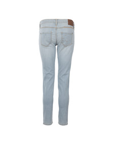 Vivienne Westwood Anglomania Womens Blue AR Skinny Jean