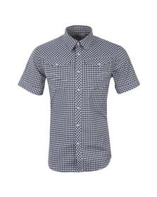 G-Star Mens Multicoloured Arc 3D Short Sleeve Shirt