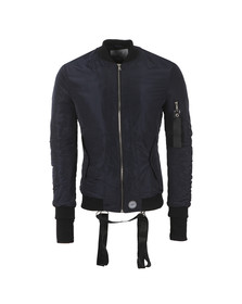 Sixth June Mens Blue Bomber Jacket