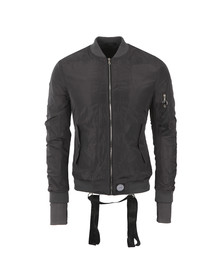 Sixth June Mens Grey Bomber Jacket