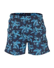 Gant Mens Blue Jungle Swim Short