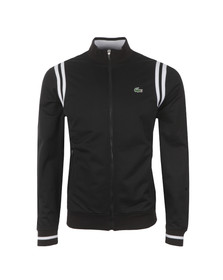 Lacoste Sport Mens Black Track Top SH5520