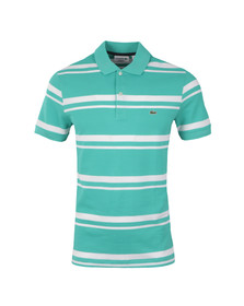 Lacoste Mens Green PH5021 Polo Shirt