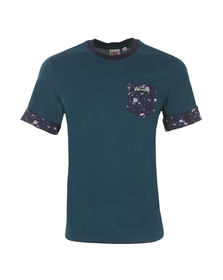 Lacoste Live Mens Green TH5159 T-Shirt