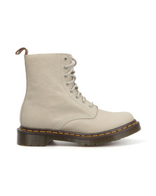 Dr Martens Womens Off-white Pascal Boot