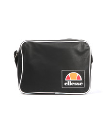 Ellesse Mens Black Rifton Messenger