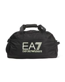 EA7 Emporio Armani Mens Black Train Visibility Gym Bag