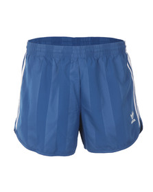 Adidas Originals Mens Blue Football short