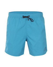 EA7 Emporio Armani Mens Blue Sea World Swim Shorts