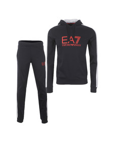 EA7 Emporio Armani Mens Blue Train Olympic World Tracksuit