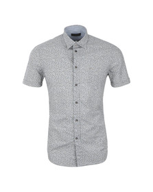 Diesel Mens Grey Palms Shirt
