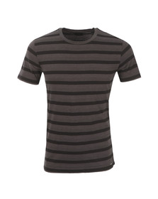 Diesel Mens Grey Mely T Shirt