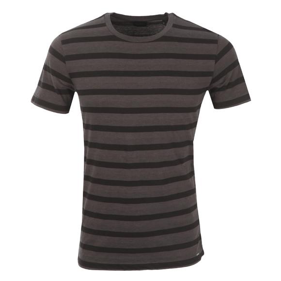 Diesel Mens Grey Mely T Shirt main image