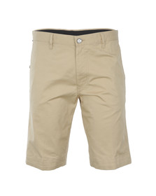 Diesel Mens Beige Chino Pitt Shorts