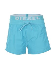 Diesel Mens Blue Seaside Swim Short