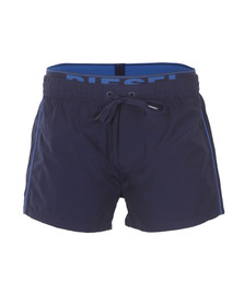 Diesel Mens Blue Seaside Swim Short