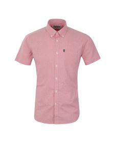 Barbour Lifestyle Mens Pink S/S Triston Shirt
