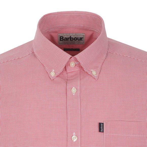 Barbour Lifestyle Mens Pink Triston Shirt main image