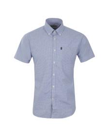 Barbour Lifestyle Mens Blue Triston Shirt