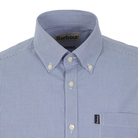 Barbour Lifestyle Mens Blue S/S Triston Shirt main image