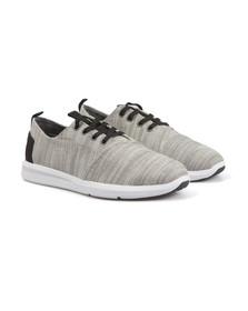 Toms Mens Grey Del Rey Sneaker