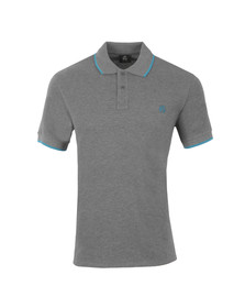 Paul Smith Mens Grey S/S Polo Shirt
