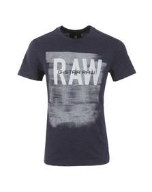 G-Star Mens Blue Xaix T Shirt