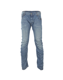 G-Star Mens Blue Arc Slim Jean