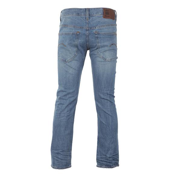 G-Star Mens Blue 3301 Straight Leg Jean main image