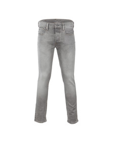 G-Star Mens Grey 3301 Tapered Jean