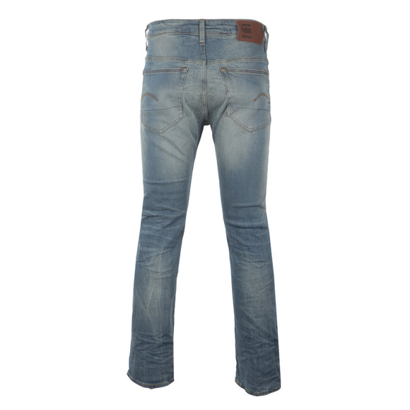 G-Star Mens Blue 3301 Loose Jean main image