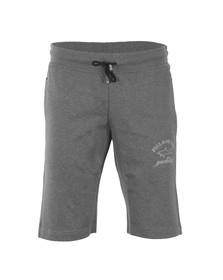 Paul & Shark Mens Grey Woven Short