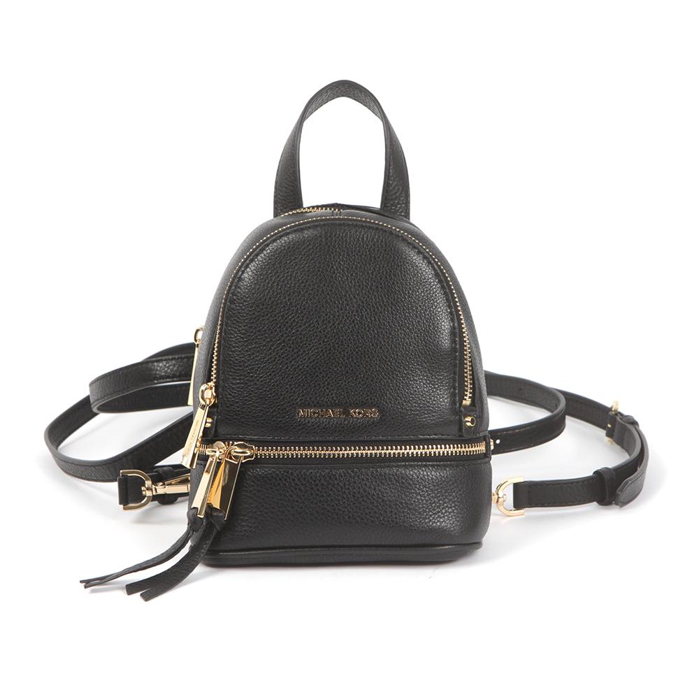 Michael Kors Rhea Zip XS Messenger Backpack  34f2e58122e91