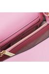 Michael Kors Womens Red Portia Shoulder Bag