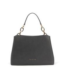 Michael Kors Womens Black Portia Shoulder Bag