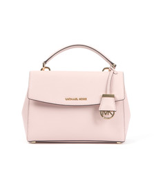 Michael Kors Womens Pink Ava Small Satchel