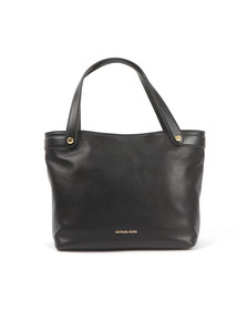Michael Kors Womens Black Hyland Tote Bag