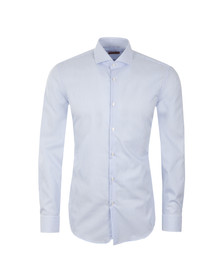 Hugo Mens Blue C Jason Shirt