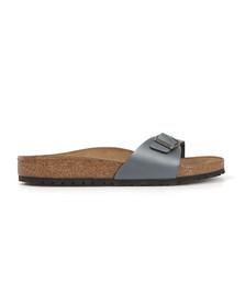 Birkenstock Womens Grey Madrid Sandal