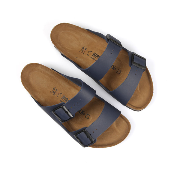 Birkenstock Mens Blue Arizona Sandal main image