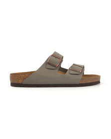 Birkenstock Mens Grey Arizona Sandal