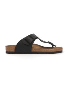 Birkenstock Mens Black Ramses Sandal