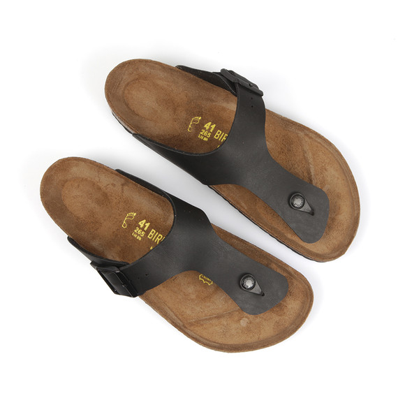 Birkenstock Mens Black Ramses Sandal main image