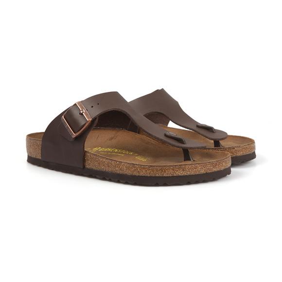 Birkenstock Mens Brown Ramses Sandal main image