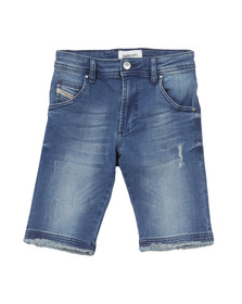 Diesel Boys Blue Prooly Denim Short