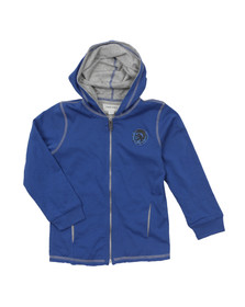 Diesel Boys Blue Boys Lightweight Full Zip Hoody