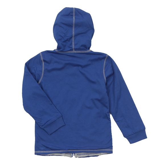 Diesel Boys Blue Boys Lightweight Full Zip Hoody main image