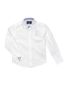 Hackett Boys White Boys Number Shirt