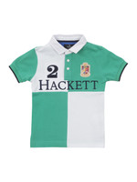 Hackett Quad Logo Polo