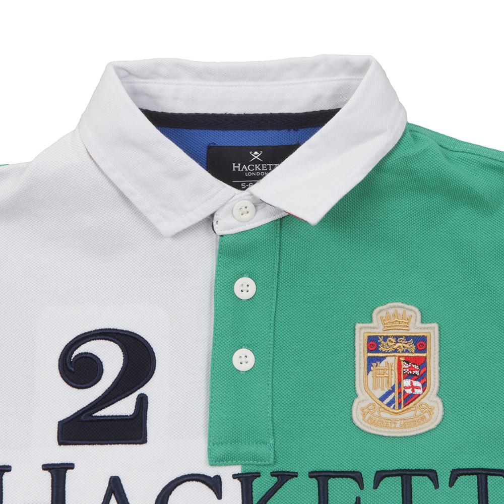 Hackett Quad Logo Polo  main image